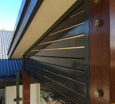 Privacy Screens & Louvres